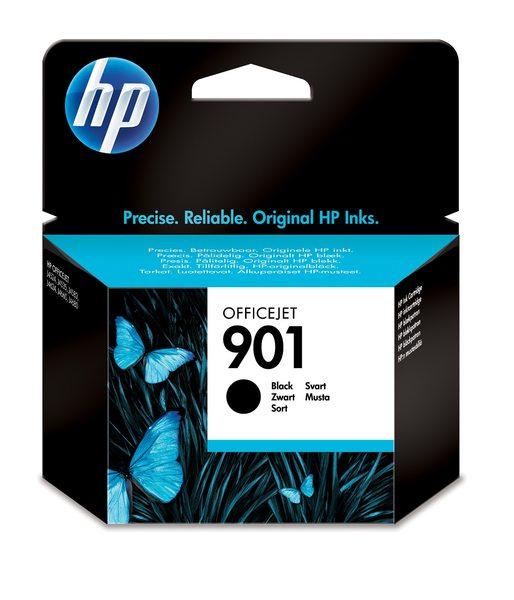HP 901 Officejet Black Ink Cartridge