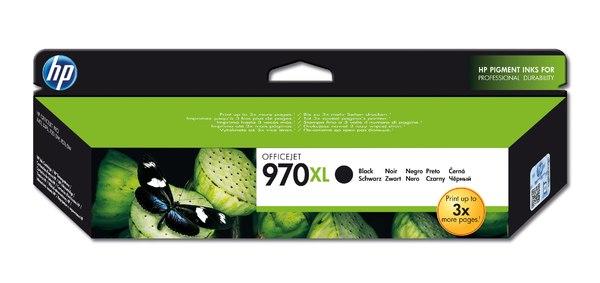HP 970XL Black Officejet Ink Cartridge