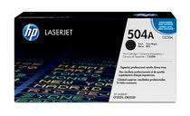 HP 504A Black Government LaserJet Toner Cartridge