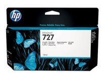 HP 727 130-ml Photo Black Designjet Ink Cartridge