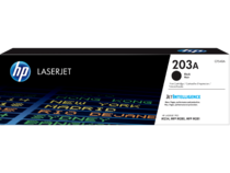 HP LaserJet Print Cartridge, 203A, Black