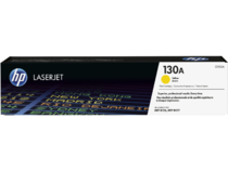 EMEA version - HP LaserJet 130A Yellow Print Cartridge