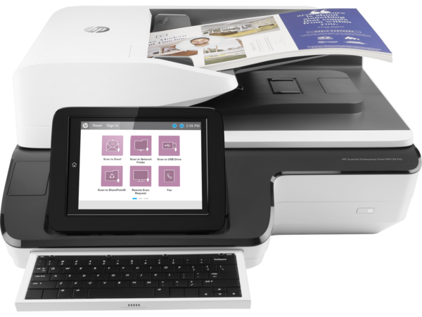 HP ScanJet Enterprise Flow N9120fn2 Document Scanner