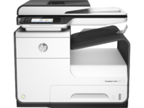 HP PageWide Pro 477dw MFP, Center, Front, no output