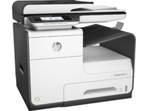 HP PageWide Pro 477dw MFP, Right facing, no output