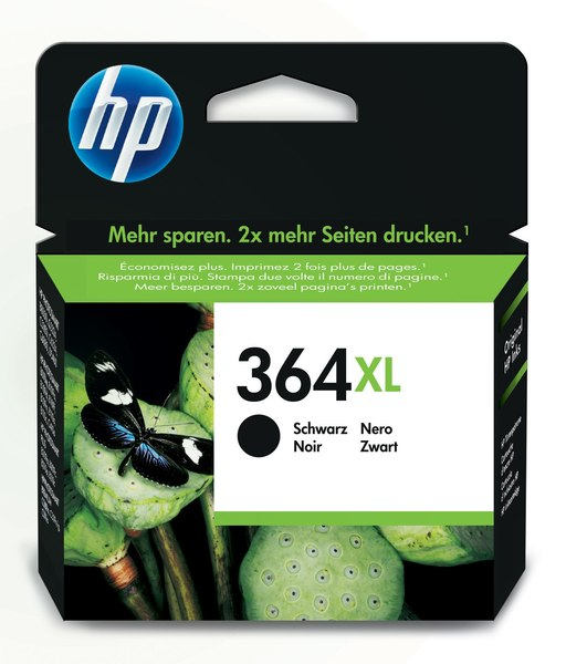 HP 364XL Black Ink Cartridge