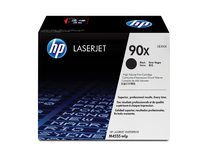 HP 90X Black LaserJet Print Cartridge