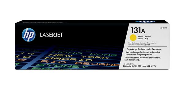 HP 131A Yellow LaserJet Toner Cartridge