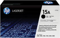 HP LaserJet C7115A Black Print Cartridge