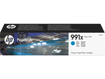 HP 991X Cyan High Yield Original PageWide Cartridge