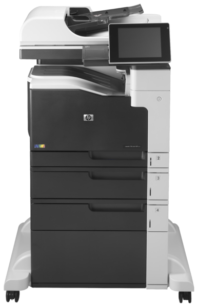 HP LaserJet Enterprise 700 Refurbished color MFP M775f