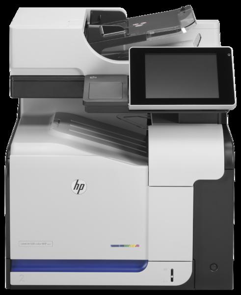 HP LaserJet Enterprise 500 color MFP M575