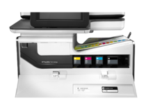 HP PageWide Enterprise Color MFP 586f printer, PageWide Technology, automatic duplexing, detail tone