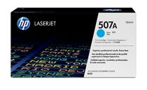 HP 507A Cyan LaserJet Toner Cartridge