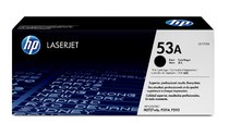 HP LaserJet Q7553A Black Print Cartridge