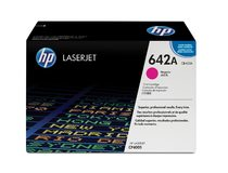 HP 642A Magenta Government LaserJet Toner Cartridge