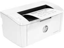HP LaserJet Pro M15w, 3QR with Output Sample