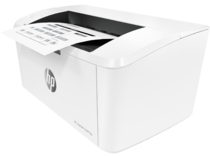 HP LaserJet Pro M15w, 3QL with Output Sample