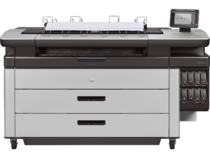 HP PageWide XL 5100 Printer_Front Plot