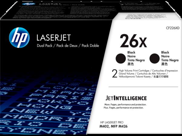 HP LaserJet Dual Pack Print Cartridge