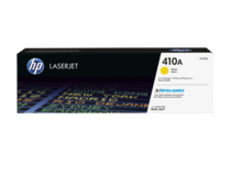 HP LaserJet 410A Yellow Print Cartridge (EMEA), center facing