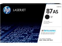 HP 87AS Black LaserJet Toner Cartridge EMEA