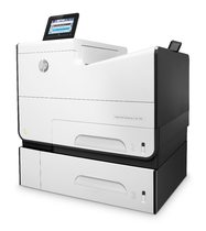 HP PageWide Enterprise Color 556xh printer, PageWide Technology, automatic duplexing, NFC, direct wi