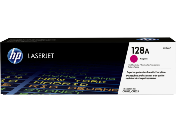 HP LaserJet 128A Magenta Print Cartridge