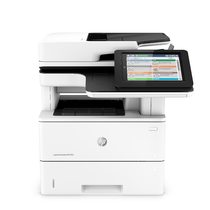 LaserJet Enterprise Flow MFP M527, Center, Front, no output