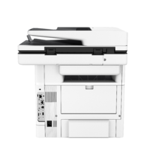 LaserJet Enterprise Flow MFP M527, Back