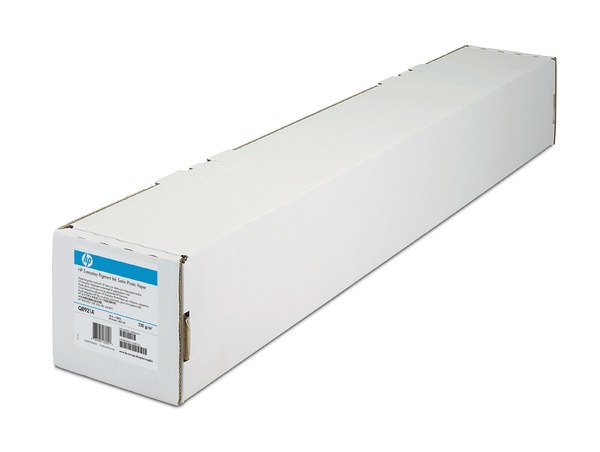 HP Everyday Pigment Ink Satin Photo Paper-914 mm x 30.5 m (36 in x 100 ft)