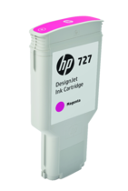 HP 727 300-ml Magenta DesignJet Ink Cartridge
