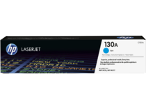EMEA version - HP LaserJet 130A Cyan Print Cartridge