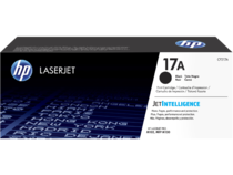 HP LaserJet 17A Black Print Cartridge
