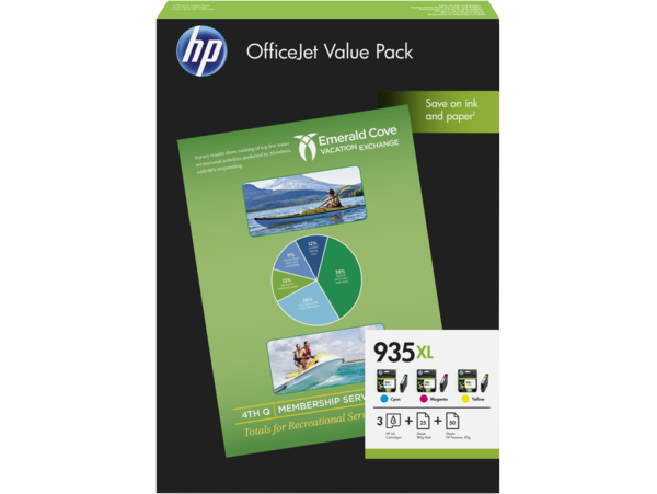 HP 953XL OfficeJet Value Pack