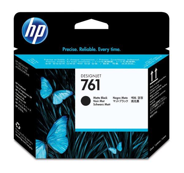 HP 761 Matte Black/Matte Black Designjet Printhead