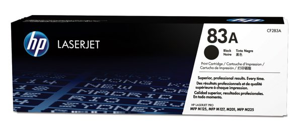 HP 83 LaserJet Toner Cartridges