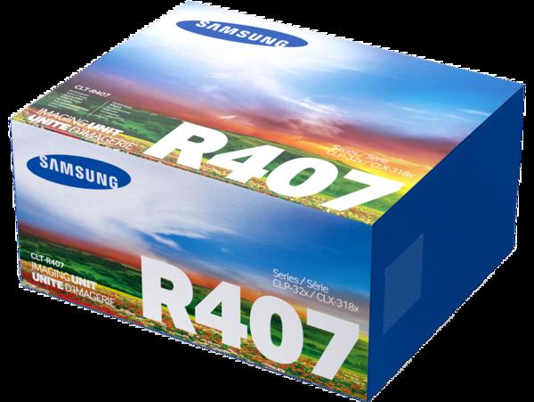 Samsung CLT-407 Laser Printing Supplies
