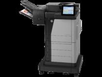 HP Color LaserJet Managed Flow MFP M680m
