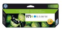 HP 971XL Cyan Officejet Ink Cartridge