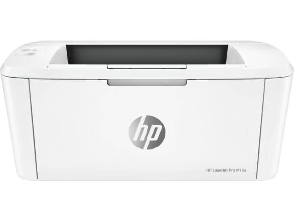 HP LaserJet Pro M15a, Front Facing
