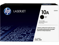 EMEA version - HP LaserJet 10A Black Print Cartridge