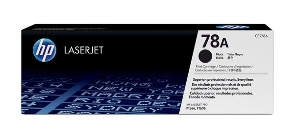 HP LaserJet CE278 Family Print Cartridges