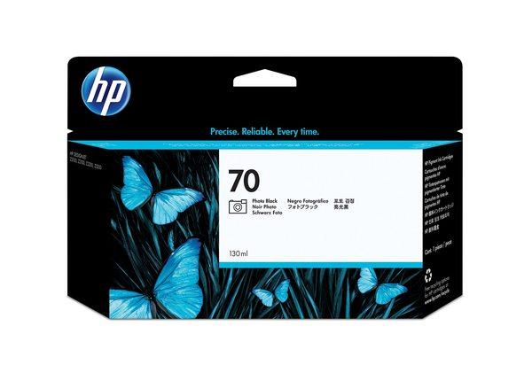 HP 70 130-ml Photo Black Ink Cartridge