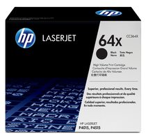 HP LaserJet CC364X Black Print Cartridge