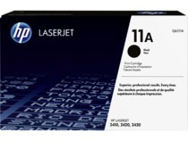 EMEA version - HP LaserJet 11A Black Print Cartridge