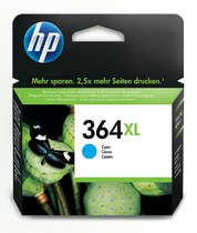 HP 364XL Cyan Photosmart Ink Cartridge