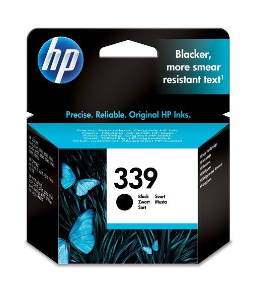 HP 339 Black InkJet Print Cartridge