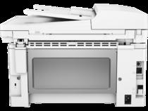 HP LaserJet Pro MFP M130fn, Back