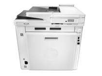 HP Color LaserJet Pro M477fnw Printer, rear facing